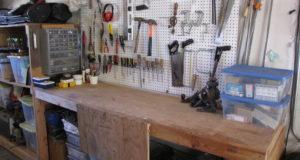Garage_Workbench