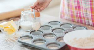 těsto na muffiny