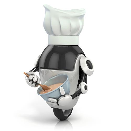 kuchynsky robot